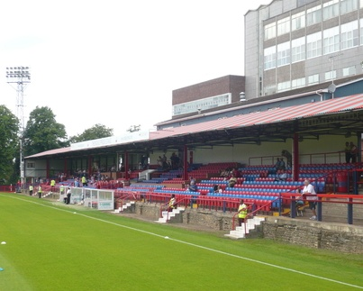 Recreation Ground - Aldershot Town