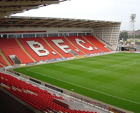 Bloomfield Road - Blackpool