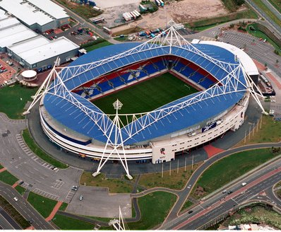 The Reebok Stadium - Bolton Wanderers