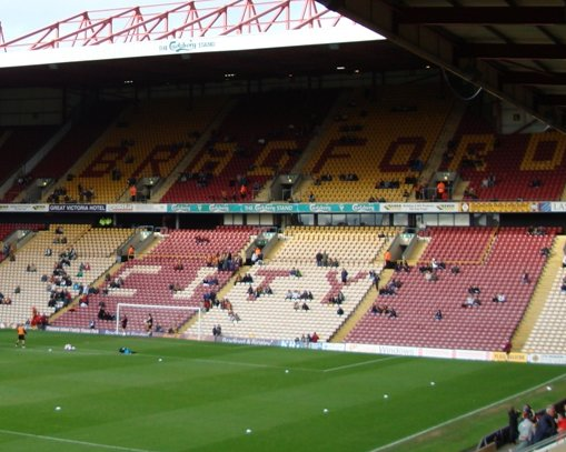 Coral Windows Stadium - Bradford City