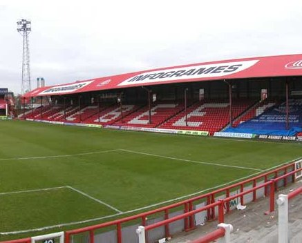 Griffin Park - Brentford