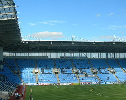 Ricoh Arena - Coventry