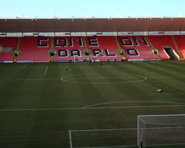 Darlington Arena - Darlington
