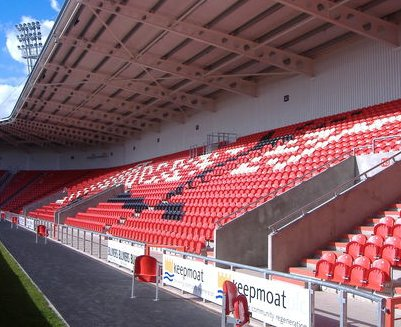 The Keepmoat Stadium - Doncaster