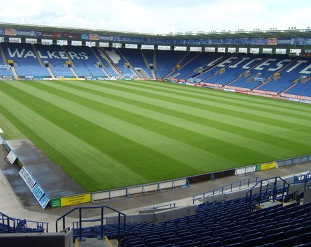Walkers Stadium - Leicester