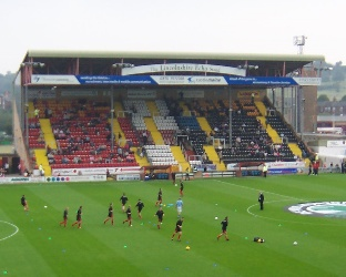 Sincil Bank - Lincoln City