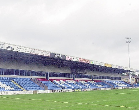 Moss Rose Ground - Macclesfield Town