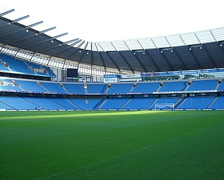 The City of Manchester Stadium - Manchester City