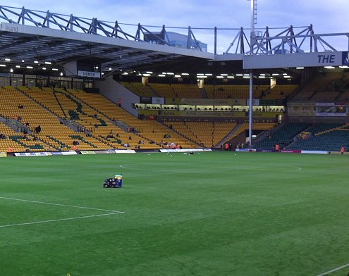 Carrow Road - Norwich