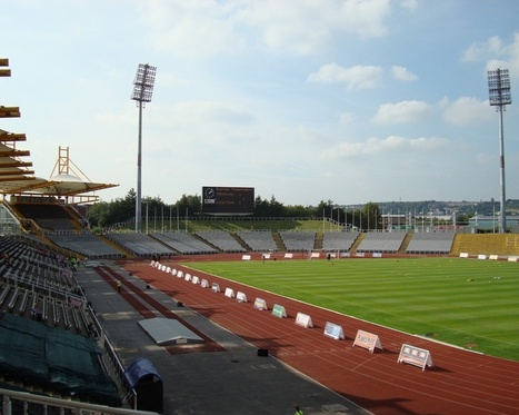 Don Valley Stadium - Rotherham United