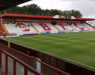 The Lamex Stadium - Stevenage
