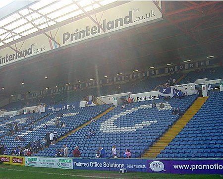 Edgeley Park - Stockport County