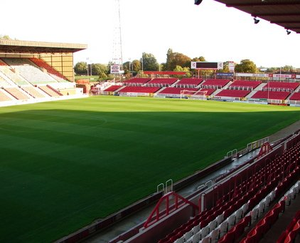 The County Ground - Swindon Town