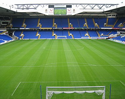 White Hart Lane - Tottenham