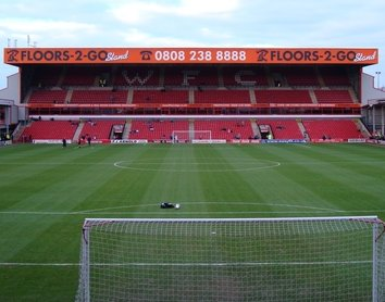 Banks's Stadium - Walsall
