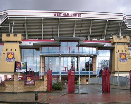 The Boleyn Ground - West Ham United