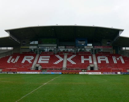 Racecourse Ground - Wrexham