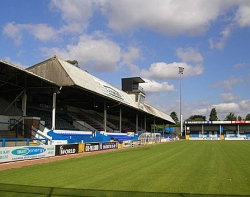 Layer Road - Colchester United Football Club
