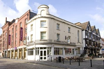 Bristol City Centre (King St) Premier Inn