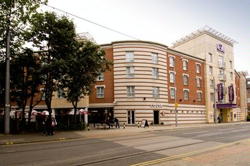 Nottingham City Centre (London Road) Premier Inn