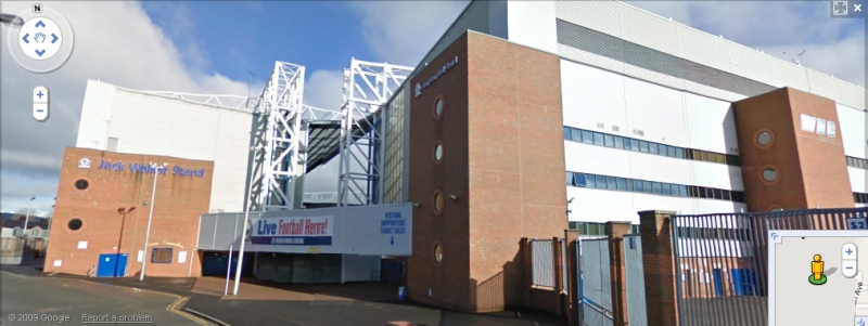 Ewood Park - Google Maps Street View