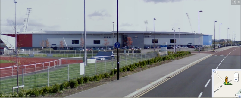 The Keepmoat Stadium - Google Maps Street View