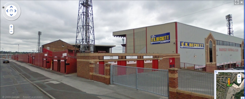 Oakwell - Google Maps Street View